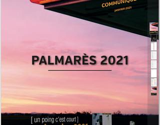 PALMARÈS DU FESTIVAL DU FILM FRANCOPHONE DE VAULX EN VÉLIN
