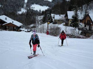 Réinventer les vacances à la neige