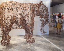 Chambéry : La ville, la vie, au cœur de l'art africain contemporain