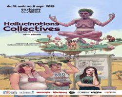 HALLUCINATIONS COLLECTIVES:le festival de l'autre cinéma.
