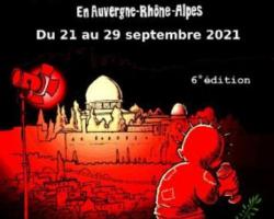 PALESTINE EN VUE : des films palestiniens à l'affiche en Auvergne Rhône Alpes , du 21 au 29 septembre.