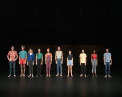 Création théâtrale à Annecy et Chambéry : Dix acteurs tous en chœur